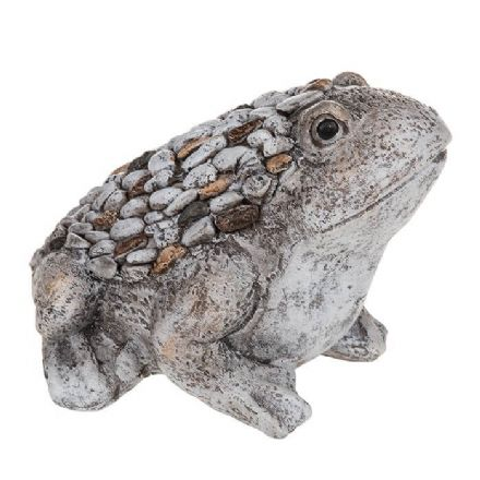 Pebble Art Large Frog